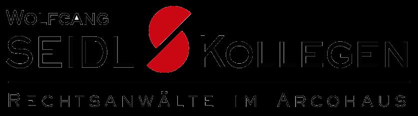 Rechtsanwaltskanzlei Wolfgang Seidl & Kollegen Logo